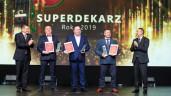 Kto jest najlepszy w dekarskim biznesie? – statuetki SUPERDEKARZ rozdane