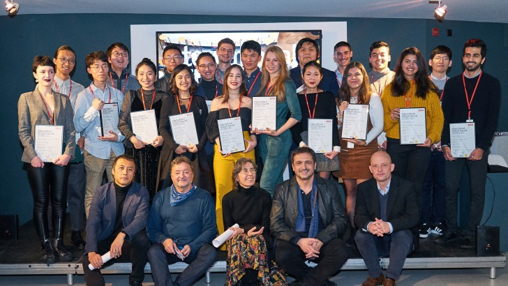 Laureaci IVA 2018 podczas Światowego Dnia Architektury. Fot. Velux