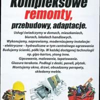 Consulting Sati Sp. z o.o. Kompleksowe remonty