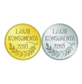 Tikkurila wyróżniona złotym i srebrnym Laurem Konsumenta 2016
