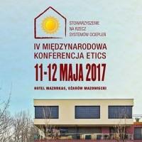 Polska branża ociepleń czeka na IV Międzynarodową Konferencję ETICS